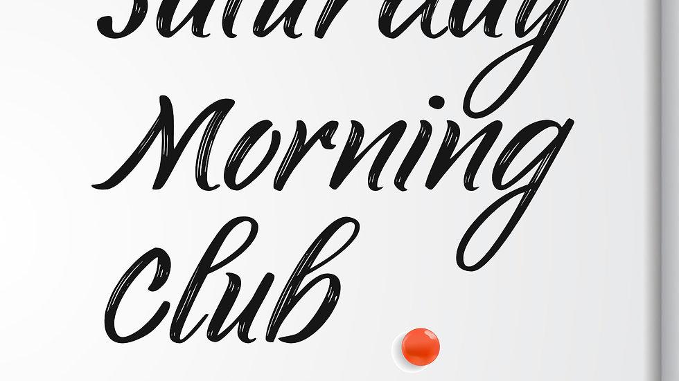 Saturday Morning Club
