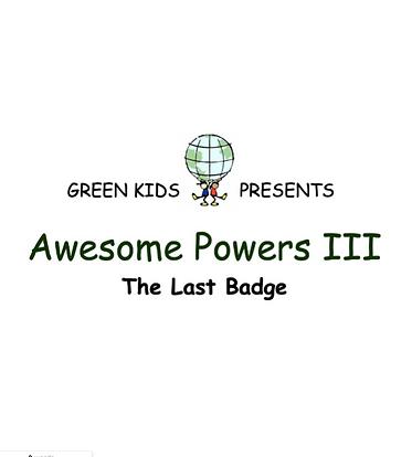 Awesome Powers III