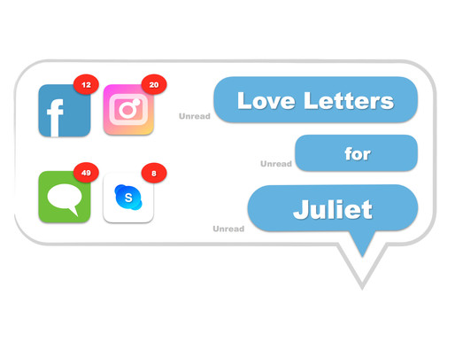 Love Letters for Juliet - Description and Call for Creatives!