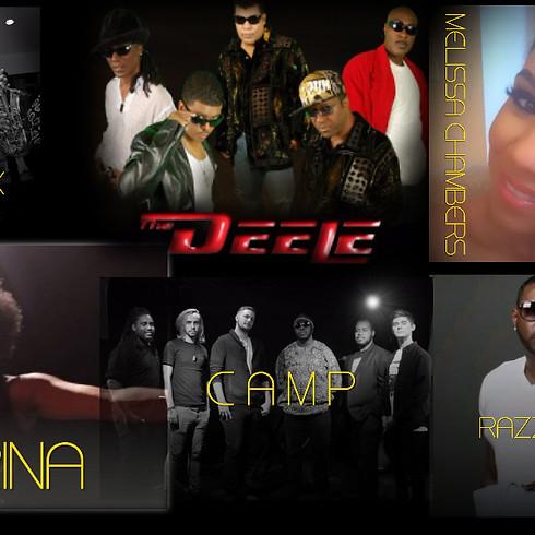 Legends of Funk Benefit Concert
