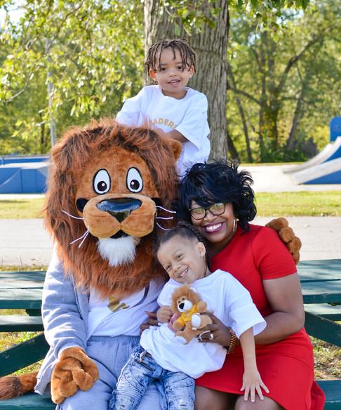 Levi & Families