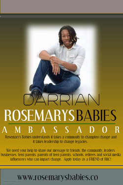 Become An Ambassador! Learn More