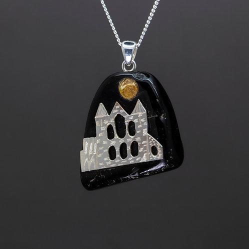 Whitby Abbey Pendant