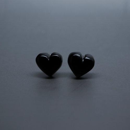 Heart Studs
