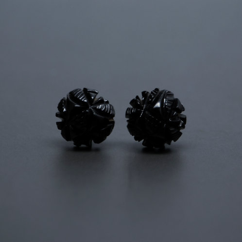 Carved Dome Studs