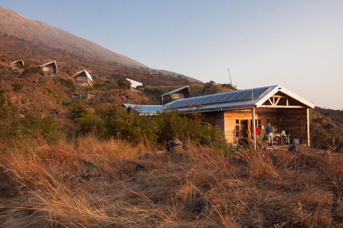 Fako mountain lodge