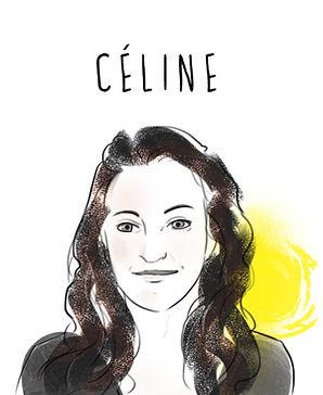 Céline Moteau, graphiste