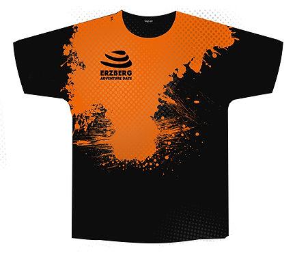 Funktions-Shirt, orange