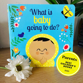 Best Children's Books, 2020 Parent Magazine !