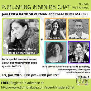 Publishing Insiders Chat