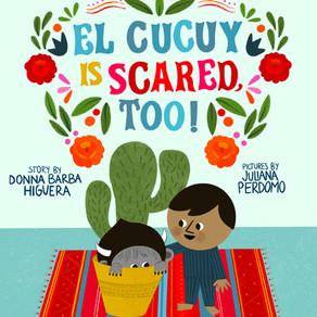 El Cucuy is Scared Too, Kirkus review!