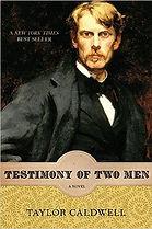 Testimony of Two Men - Kirkus