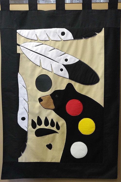 Eagle Feathers/Bear