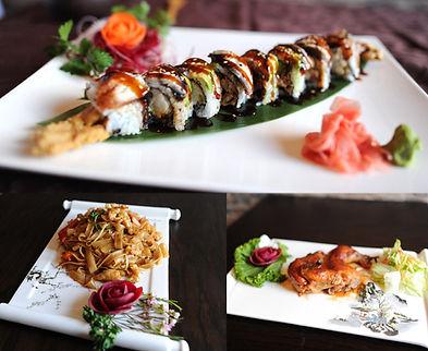 Sushi & Chinese dishes | 30019 GA | Asian Garden Dacula