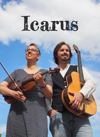Icarus_Pressephoto Logo