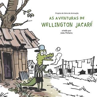 AS AVENTURAS DE WELLINGTON JACARÉ
