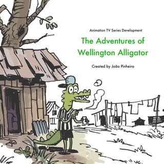 The Adventures of Wellington Alligator