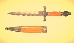 Wavy Knife