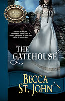 THE GATEHOUSE - Front Cover (for  Amazon