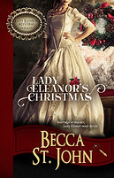 LADY ELEANOR'S CHRISTMAS - Front  Cover