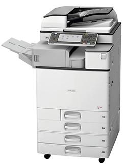 Ricoh MPC 2503 copier