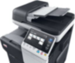 Develop photocopier