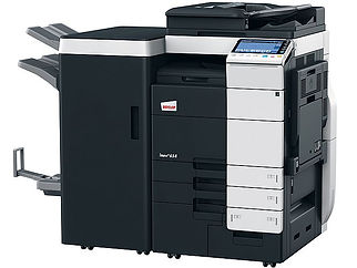 Develop Ineo + 654e copier
