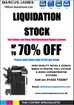 LIQUIDATION STOCK