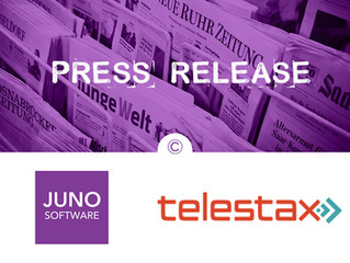 JUNO Software becomes a key partner for Telestax Restcomm solutions