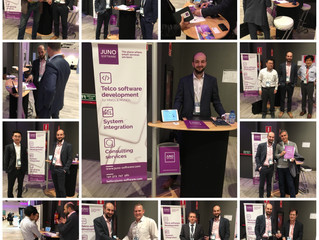 Thank you for meeting us at MVNOs World Congress 2018