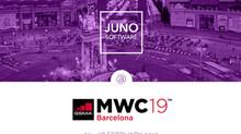 Meet JUNO Software team at MWC19