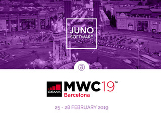 Meet JUNO Software team at MWC19