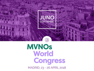 Let's meet at MVNOs World Congress 2018 in Madrid