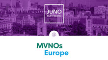 Meet JUNO Software team at MVNOs Europe 2018 in London
