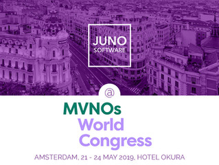 Let's meet at MVNOs World Congress 2019 in Amsterdam