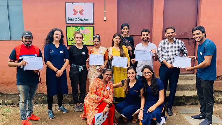 Workshop Raipur - India