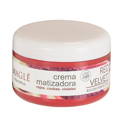Crema tratamiento matizador Red Velvet Magle 150ml