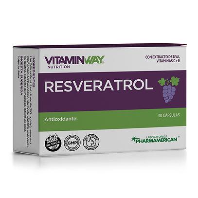 ESTUCHES VitaminWay - BIONAGRIN Resverat