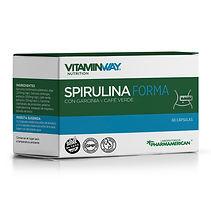 ESTUCHES VitaminWay - BIONAGRIN Spirulin