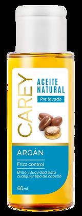 Aceite natural de Argan 60 ml