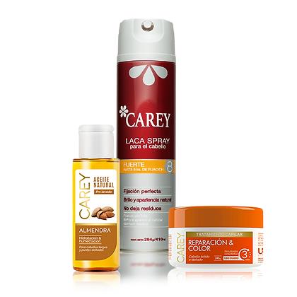 Pack 3 Carey