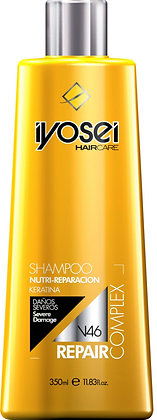 Shampoo Repair SIN SAL 350 ml
