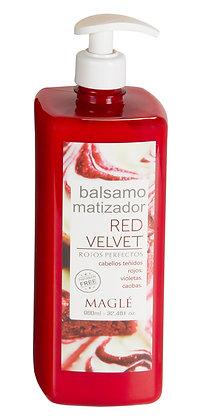 Balsamo matizador Red Velvet Magle 960ml