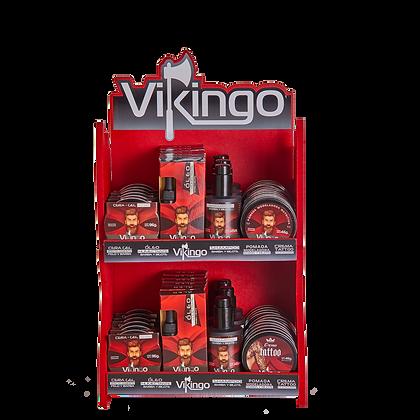 Exhibidor vikingo