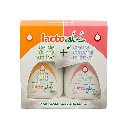 Set Lactogle Gel + Crema