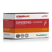 ESTUCHES VitaminWay - BIONAGRIN Ginseng.
