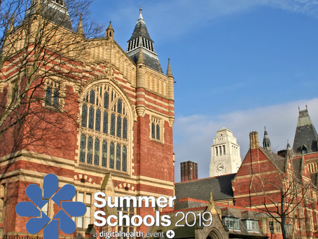 Why we're supporting Digital Health Summer School 2019