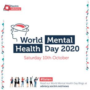 World Mental Health Day: Active listening