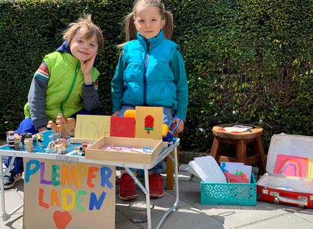Spendenaktionen für Kinder in Südafrika