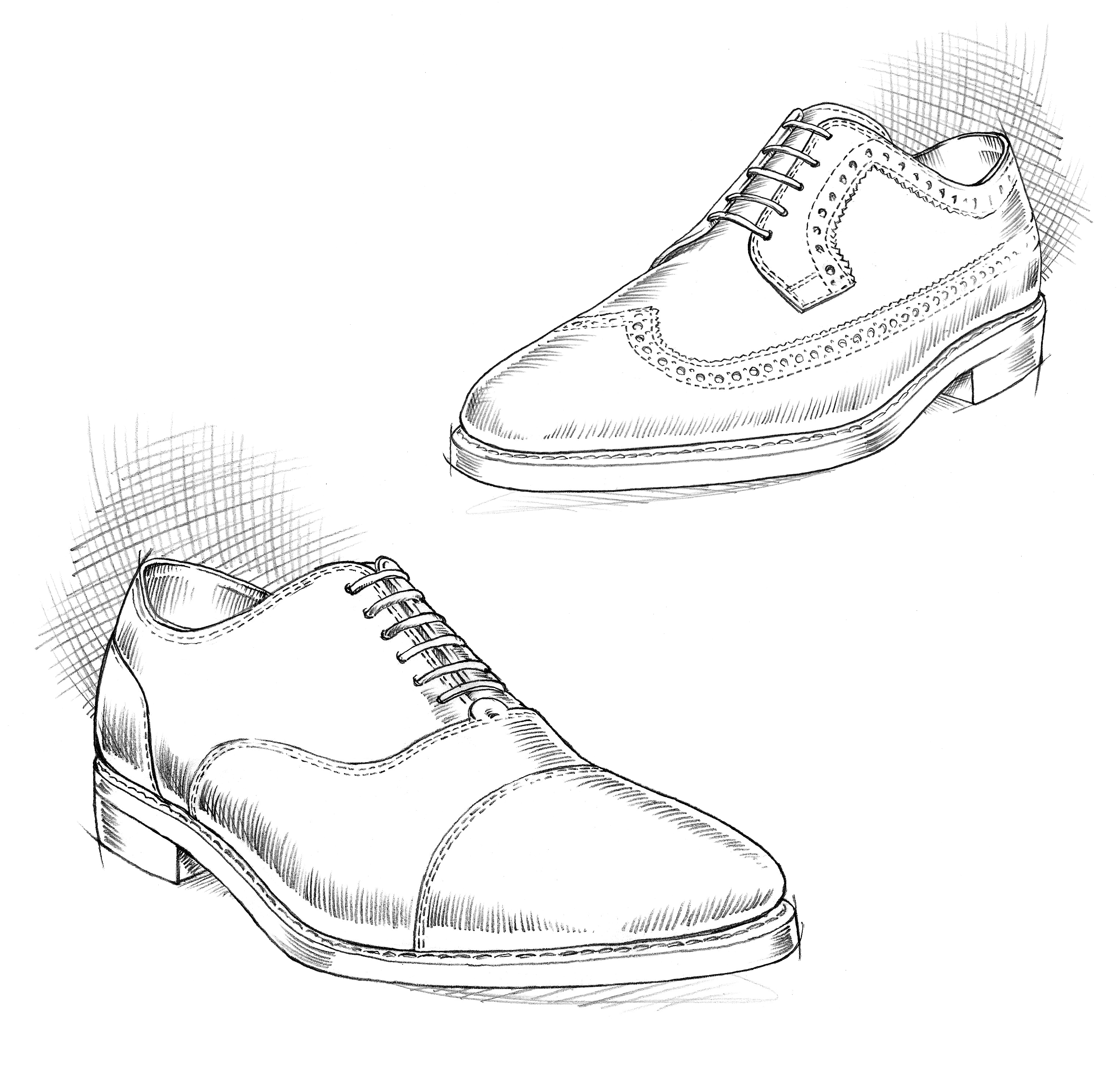 Caleres Shoe Sketches
